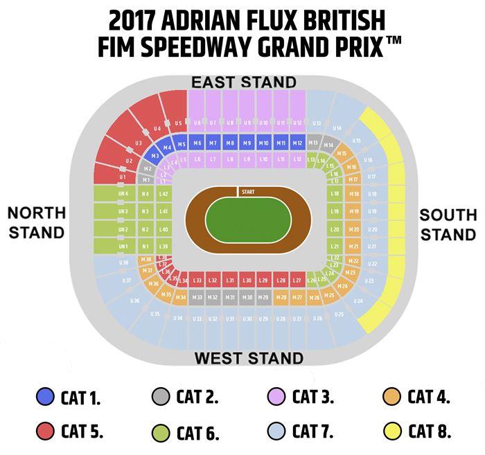 2017 Adrian Flux Fim Speedway Grand Prix Principality