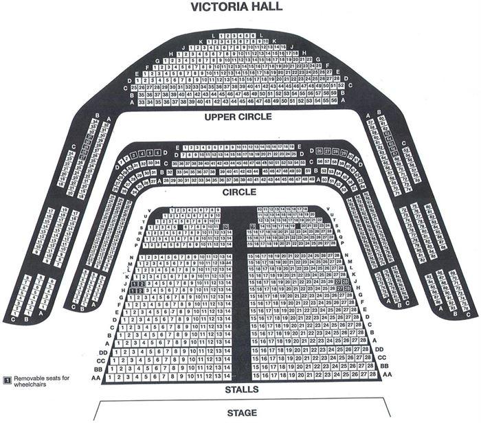 Billy Ocean Victoria Hall Tickets Billy Ocean At