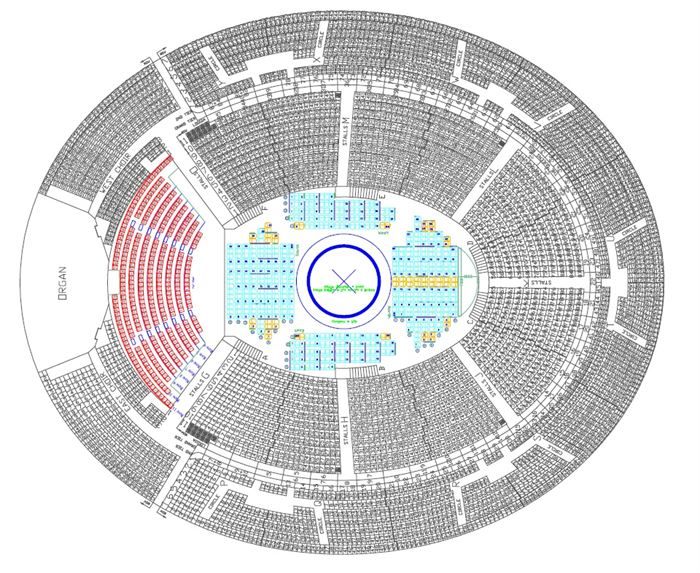 Russell howard royal albert hall tickets russell howard for Door 4 royal albert hall