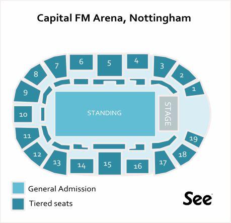Capital FM Arena