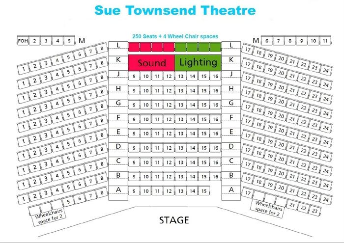 Sue Townsend Theatre