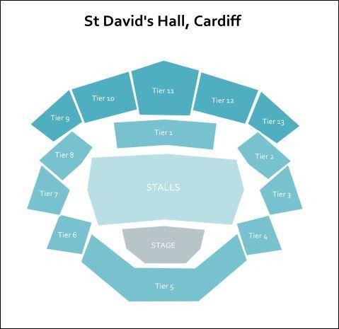St Davids Hall