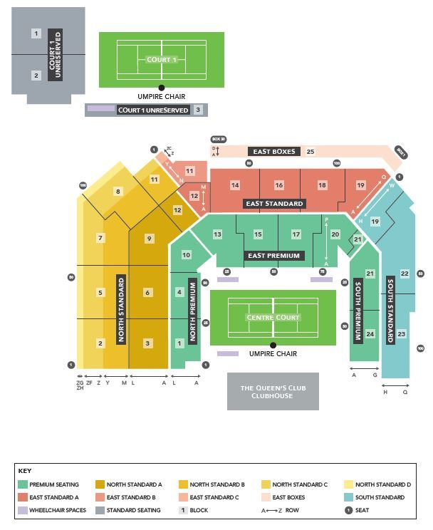 c4f285d461 Fever-Tree Championships The Queen s Club Tickets