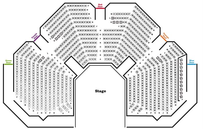 Lyceum Theatre Sheffield Floor Plan Thefloors Co