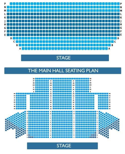 Stevenage Concert Hall