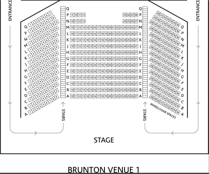 Brunton Theatre