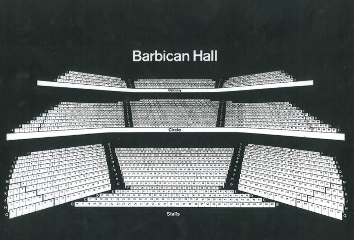 Barbican Hall