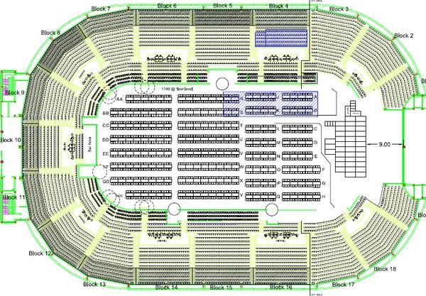Capital Fm Arena Floor Plan Capital Fm Arena Floor Plan