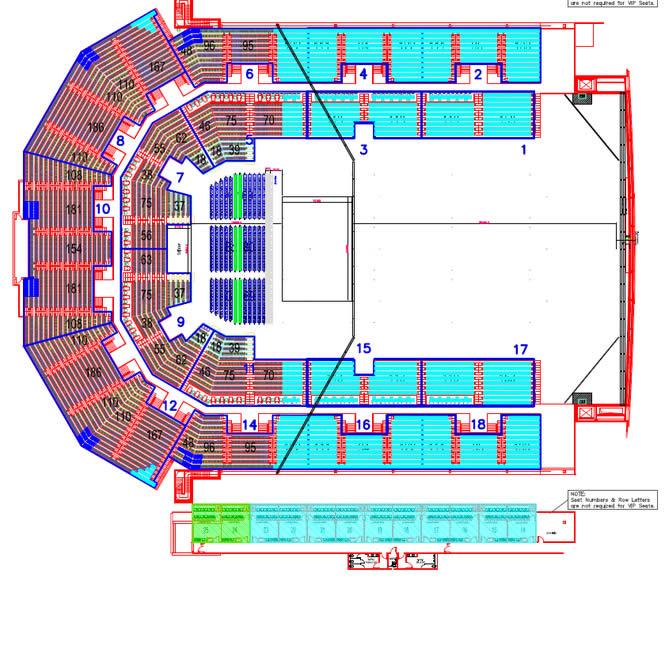 Liverpool Echo Arena Floor Plan Meze Blog