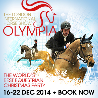 Olympia The London International Horse Show Tickets