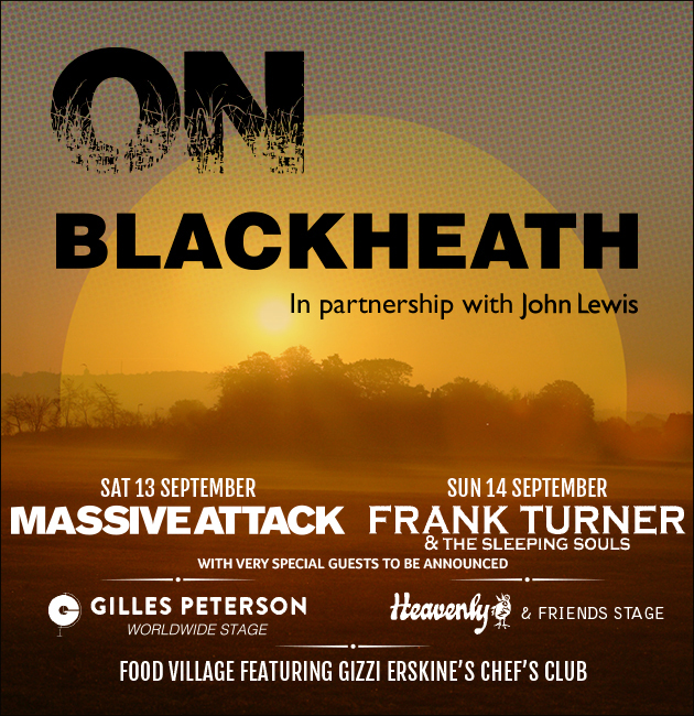 On Blackheath 2014 Tickets