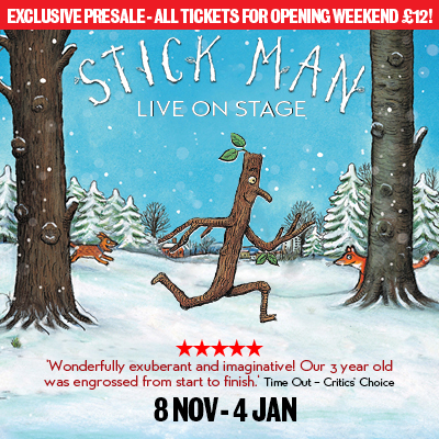 Stick Man Tickets