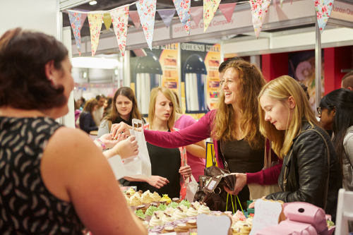 Cake And Bake Show Manchester Ticket Offer