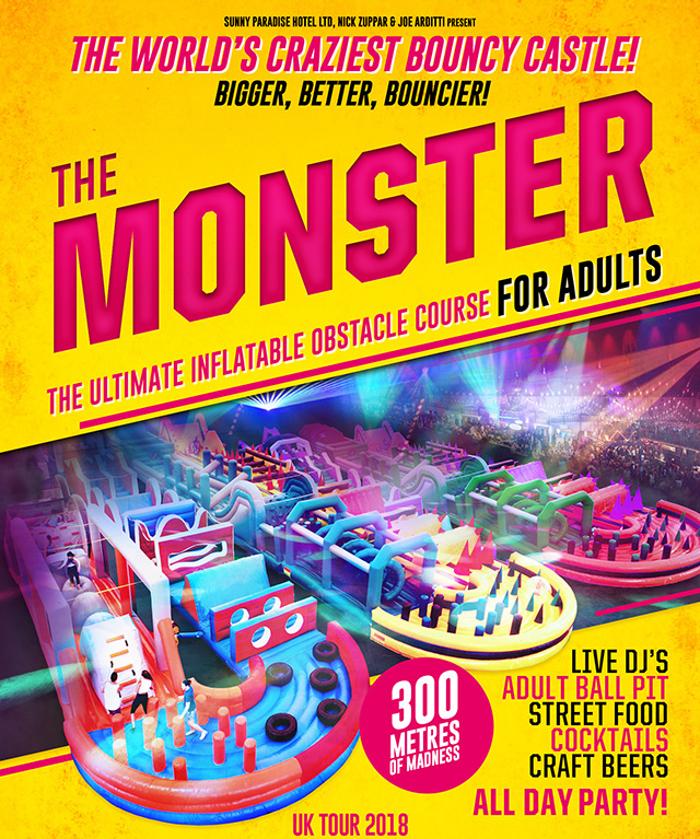 The Monster Tickets