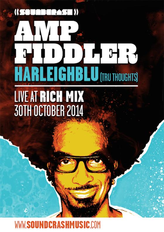 Amp Fiddler Tickets