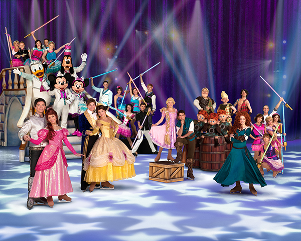Disney On Ice Presents Magical Ice Festival See Tickets