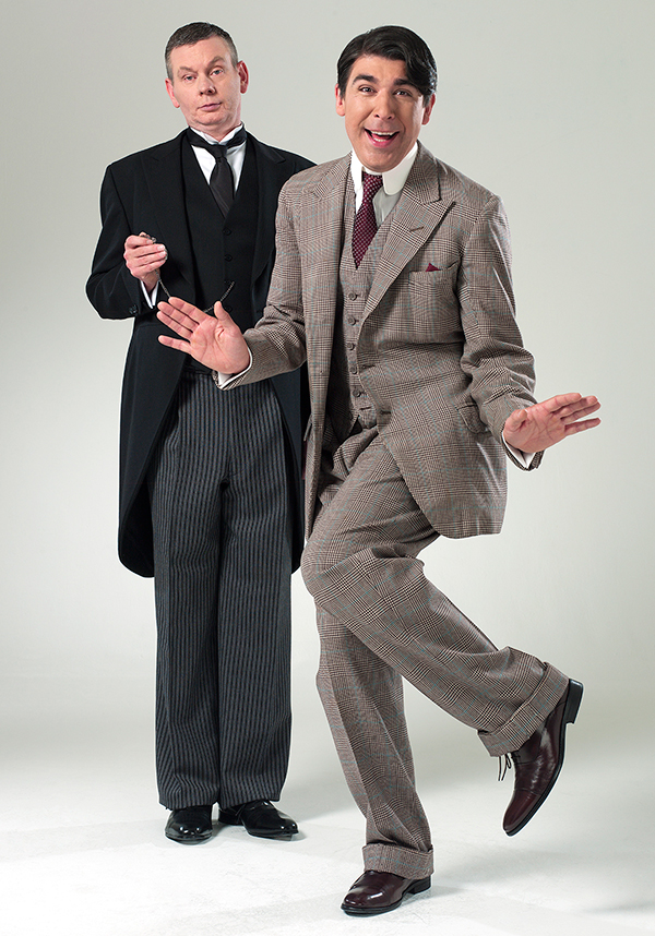 Jeeves and Wooster Tickets Tickets