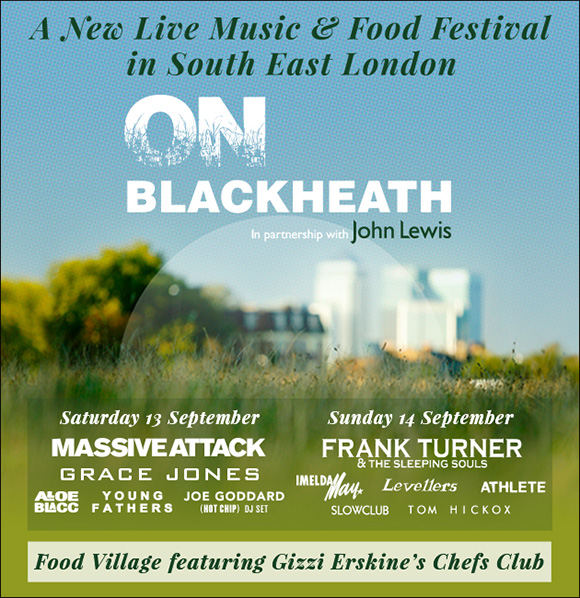 OnBlackheath 2014 Tickets