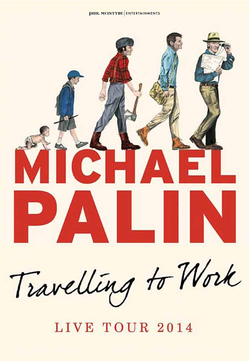 Micheal Palin Tickets