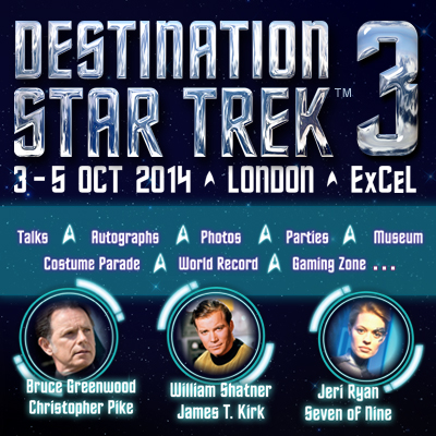 Star Trek Tickets