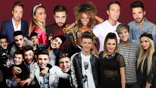 The X Factor Live 2015 Tickets