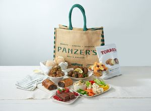 Vegetarian Hamper