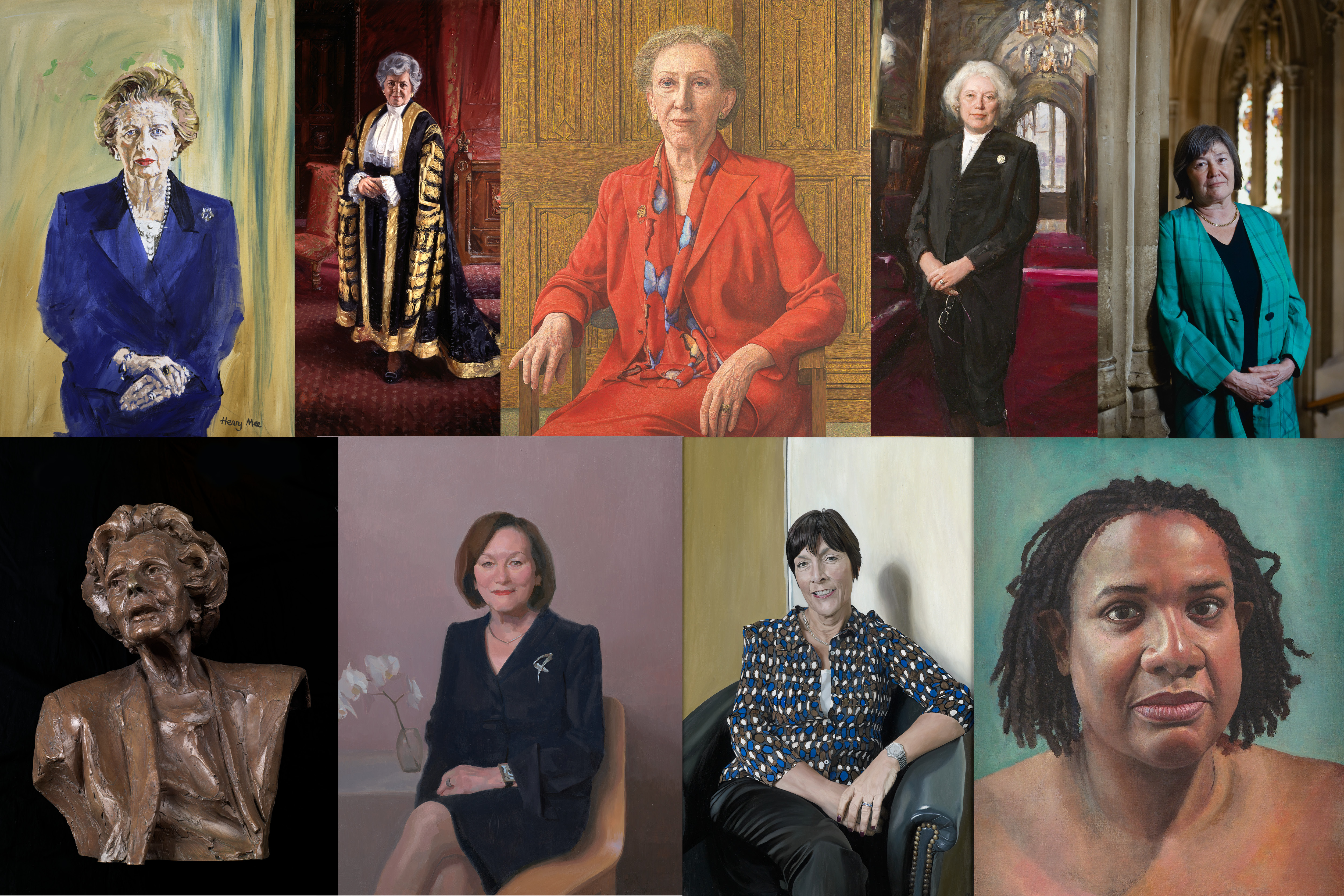 'Decided on by men': oral histories from women MPs