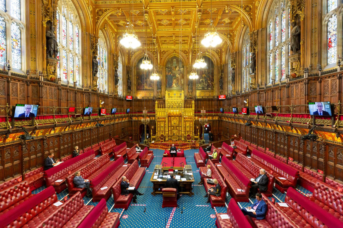 Behind The Scenes Of Hybrid Parliament