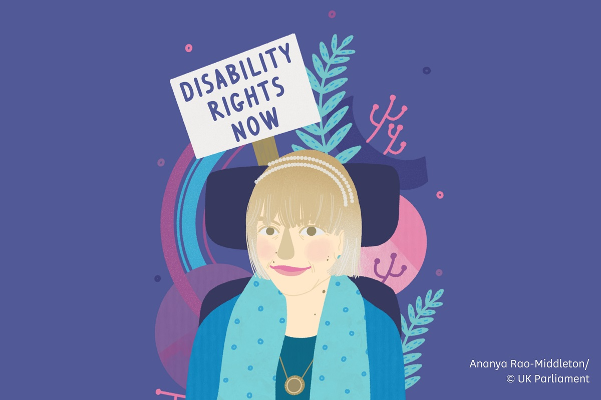 Disability, society and me