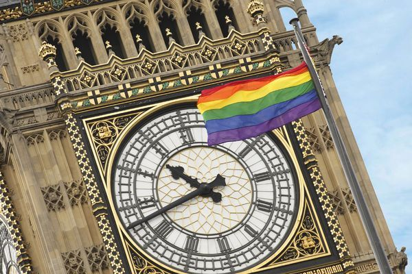 Pride at Parliament