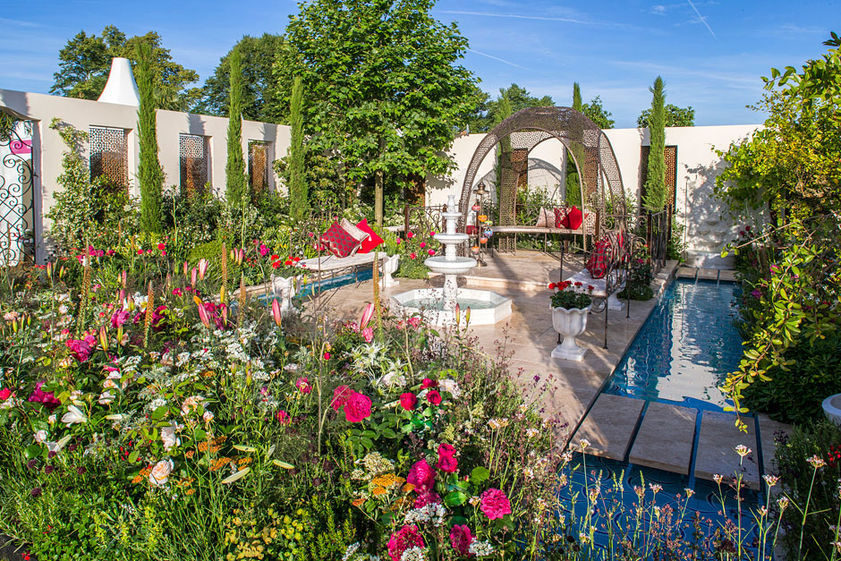 Rhs ticket options - Hampton court flower show ...