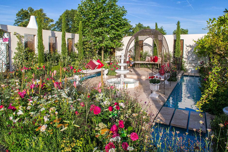 Rhs ticket options - Hampton court flower show ...