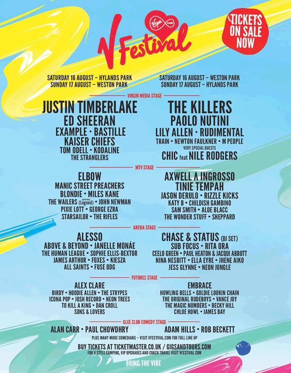 Virgin festival vip tickets