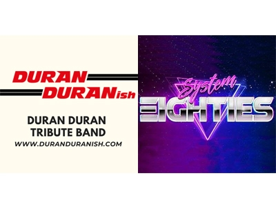 Duran Duranish & System 80s