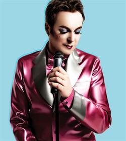 Julian Clary Position Vacant - Apply Within