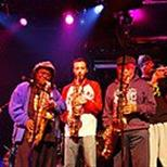 The Skatalites and 2 Rude