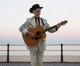 Hank Wangford & The Lost Cowboys
