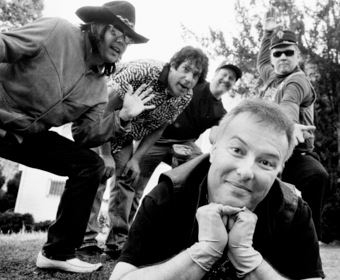 Jello Biafra and The Guantanamo School of Medicine