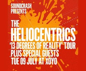 The Heliocentrics