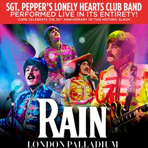 RAIN: 50 Years of Sgt Pepper
