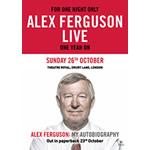 Alex Ferguson Live