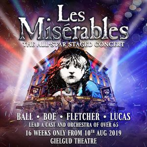 Les Miserables: Staged Concert