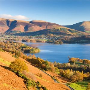 Guided Lake District trip with Afternoon Tea, Cruise on Lake Windermere & much more