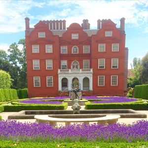 Kew Gardens and Kew Palace