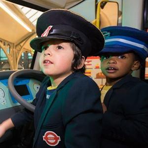 London Transport Museum - Kids go free