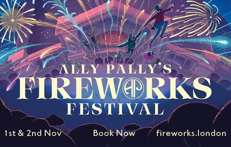 See Tickets | Courteeners, Alexandra Palace Fireworks