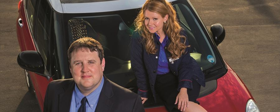 A VERY SPECIAL NIGHT OF PETER KAY'S CAR SHARE