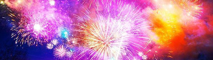 Alexandra Palace Fireworks Festival 2014
