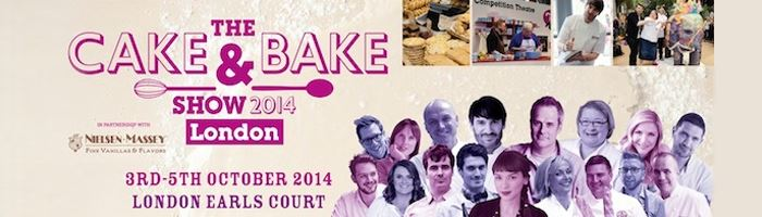 Bake with the stars at The Cake & Bake Show.