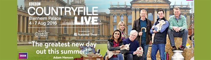 BBC Countryfile Live No Booking Fee Offer